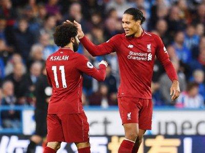 Salah permite al Liverpool acechar al City