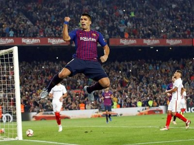 El Barça recupera el liderato, pero pierde a Messi