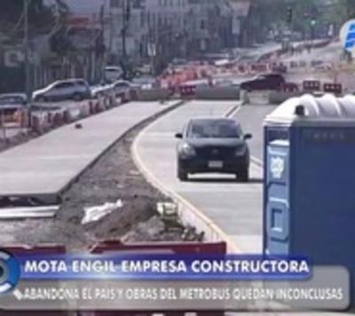 Metrobús: La ruina que se dejó abandonada