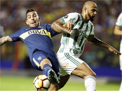 Semifinales de equipos campeones de la Libertadores