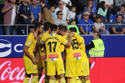 Espanyol trepa al segundo puesto en La Liga