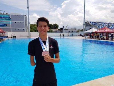 Paraguayo se lleva dos medallas en competencia de paralímpicos