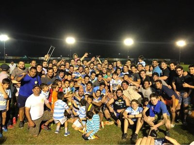 San José, gran monarca del Apertura Súper 8 de rugby