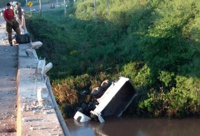 Dos muertos en distintos  accidentes en Alto Paraná