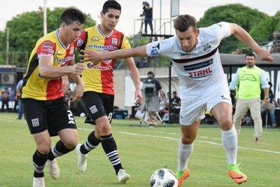 Goles Clausura 2018 Fecha 15: Gral. Díaz 4 – Santaní 0