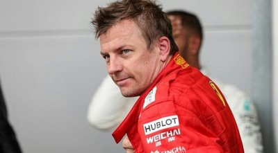 F1: Kimi Raikkonen pospone la definición del campeonato