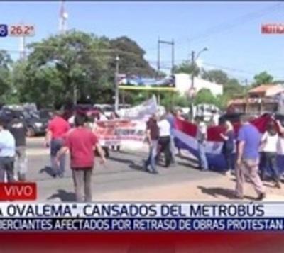 Frentistas anuncian demanda contra Mota Engil
