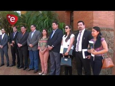 REACTIVARÁN GREMIO DE ABOGADOS DE ITAPÚA