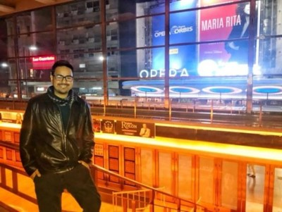 El Periodista Paraguayo Jorge Coronel Explicó La Importancia De Llegar A Artistas Como Robbie Williams
