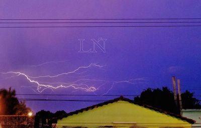 Alerta de tormentas desde la madrugada del martes