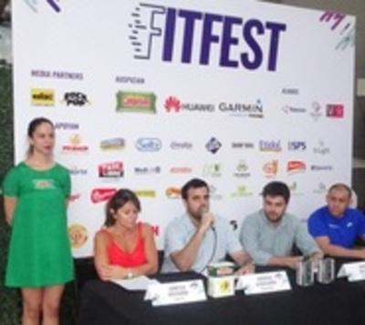 Llega FitFest, el festival de fitness