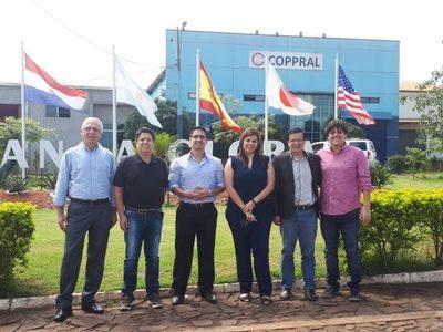 Empresarios brasileños quieren invertir en Zona Franca Global