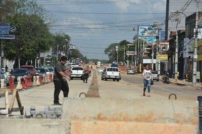 Metrobús: declaran emergencia vial en Fernando de la Mora