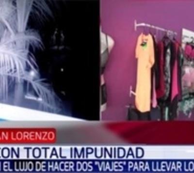 Seguidilla de asaltos atemoriza a vendedores de San Lorenzo