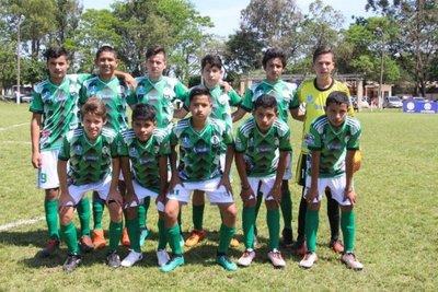 La Liga de Desarrollo llegó a Guairá