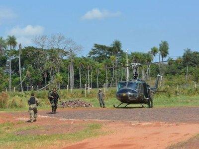 Militar de la FTC desaparece en aguas del río Ypané