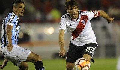 Gremio vence a River y queda a un paso de la final de Libertadores