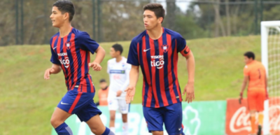 Fernando Ovelar debutará con 14 años en Cerro