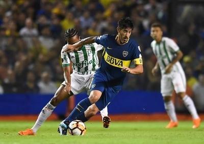 HOY / Boca y Palmeiras abren en la Bombonera una semifinal para el infarto