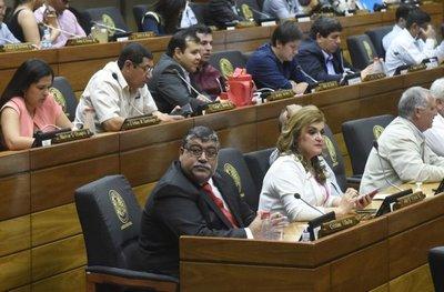 Intendentes imploran a los diputados impunidad