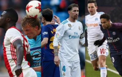 HOY / De Klassieker, El Clásico y Le Classique, 3 partidos clave del fin de semana