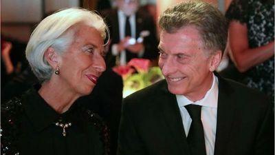 FMI define ampliación del préstamo a la Argentina