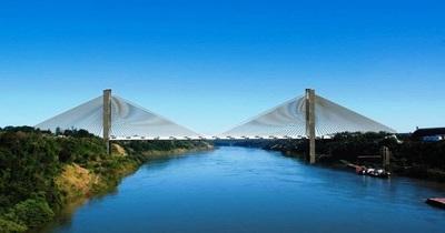 Itaipu Binacional financiará dos puentes con Brasil