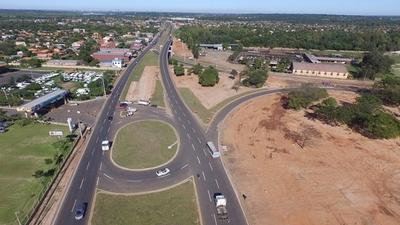 Obras viales centralizan la inversión pública en infraestructura en el país