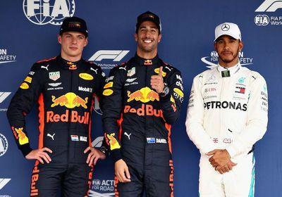 Hamilton vapor su 5º título en GP de México