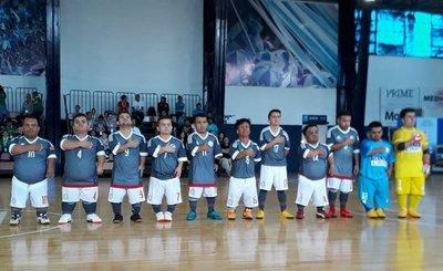 Selección Paraguaya de Talla baja es campeón invicto