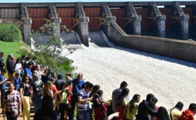 Itaipú recibió a más de 2.500 visitantes el fin de semana