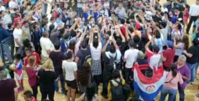 PARAGUAY ¡CAMPEÓN! Copa América talla baja
