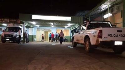 Partido de fútbol en Cambyretá termina con balacera y muerte
