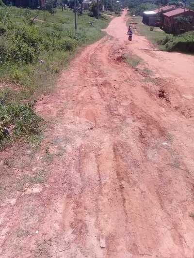 Vecinos del asentamiento La Gloria piden reparación de camino – Prensa 5