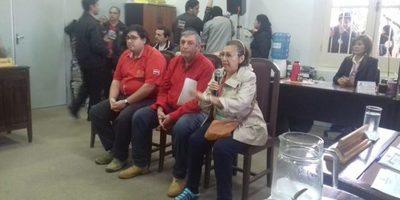 Rodolfo Tischler tomó distancia  de lo sucedido en Casa del concejal Maidana