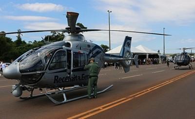 Por cielo y tierra, Brasil vuelve a blindar frontera