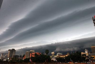 Meteorología anuncia tormentas para 14 departamentos