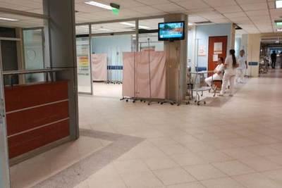 """""""Ya no hay pacientes en los pasillos"""" dice titular del IPS"""