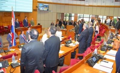 Puntalidad histórica de Senadores para la sesión