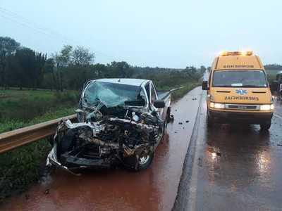 Varios heridos en accidente sobre Súper Carretera – Prensa 5