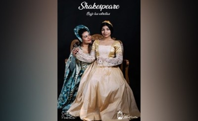 "Lampium elenco de teatro presentará ""Sheakspeare Bajo las estrellas"""