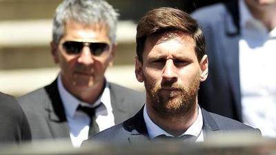 Messi fue imputado en Argentina por lavado de activos