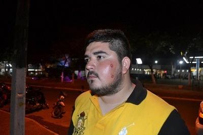 Manifestantes quedan heridos tras represión policial en Concepción, denuncian