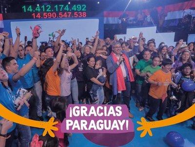 Teletón 2018 superó su meta – Prensa 5