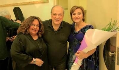 HOY / Toquinho, María Creuza y Berta Rojas se reunirán para concierto