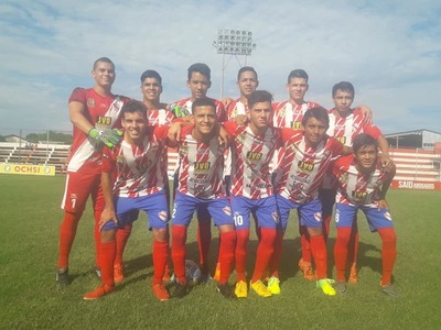 Selección Sanlorenzana: Por culpa de la inclemencia se juega el martes