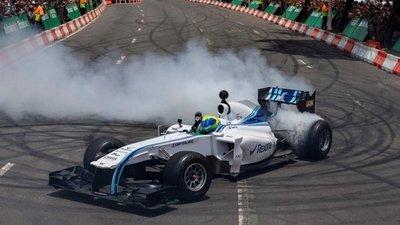 La Fórmula 1 llega a Brasil