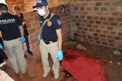 """""""Latitero"""" es asesinado de varias puñaladas en el interior de una vivienda abandonada"""