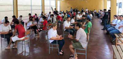 TSJE culminó censo penitenciario en La Esperanza