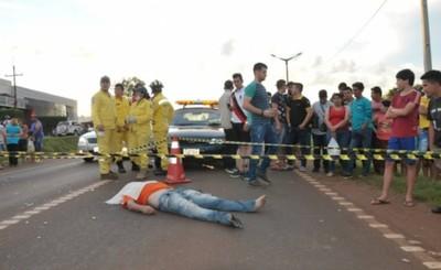 Cuatro motociclistas muertos el fin de semana